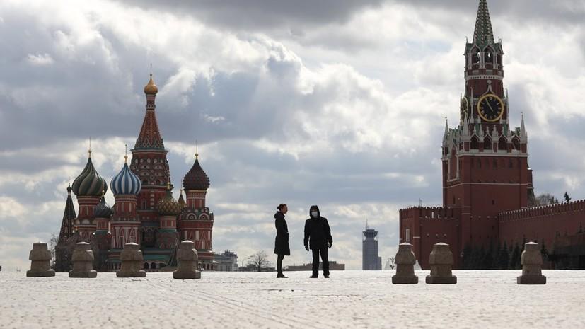 «Сохраняется медленный темп прироста»: главный санитарный врач РФ — о ситуации с распространением COVID-19 в России