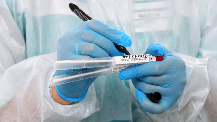 За сутки в России скончались 40 пациентов с COVID-19