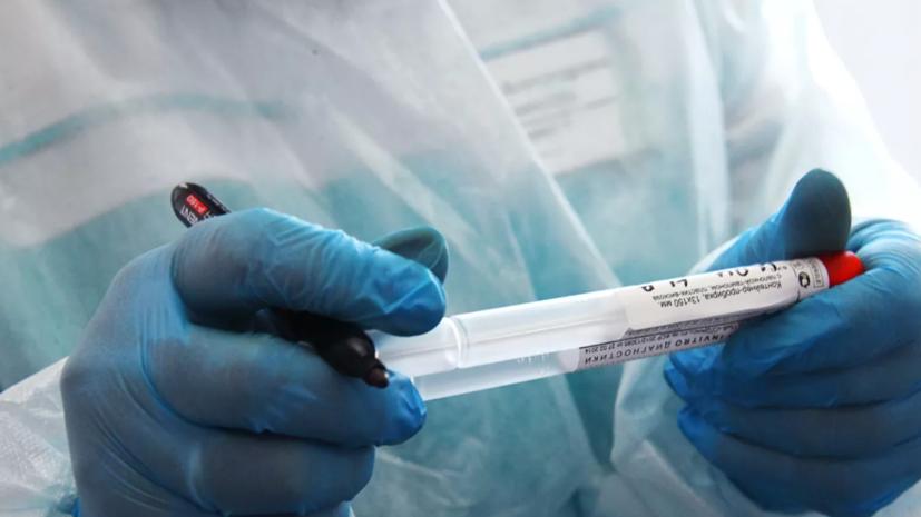 В России проведено около 2 млн тестов на коронавирус