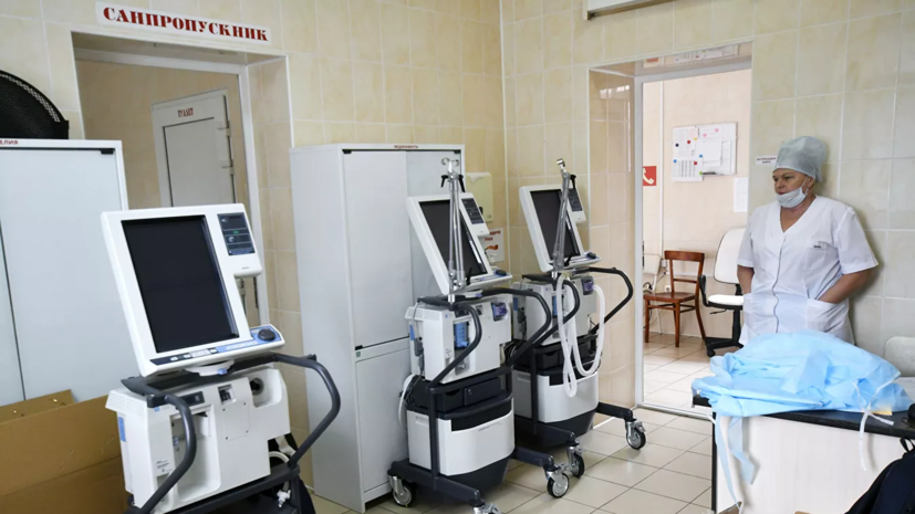 Krasnodar Territory Intends To Purchase Ventilators For 55 Million Rubles Teller Report