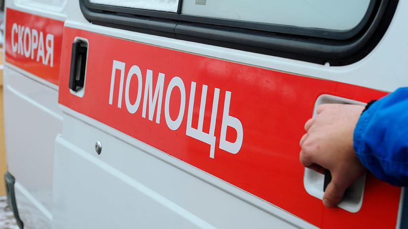 В Москве проводят проверку после смерти женщины у подъезда её дома