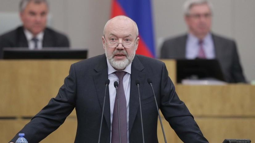 В Госдуме заявили об отсутствии проекта амнистии к 75-летию Победы