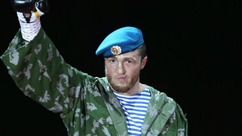 Лебедев: Поветкин уже 12 лет не выпивает