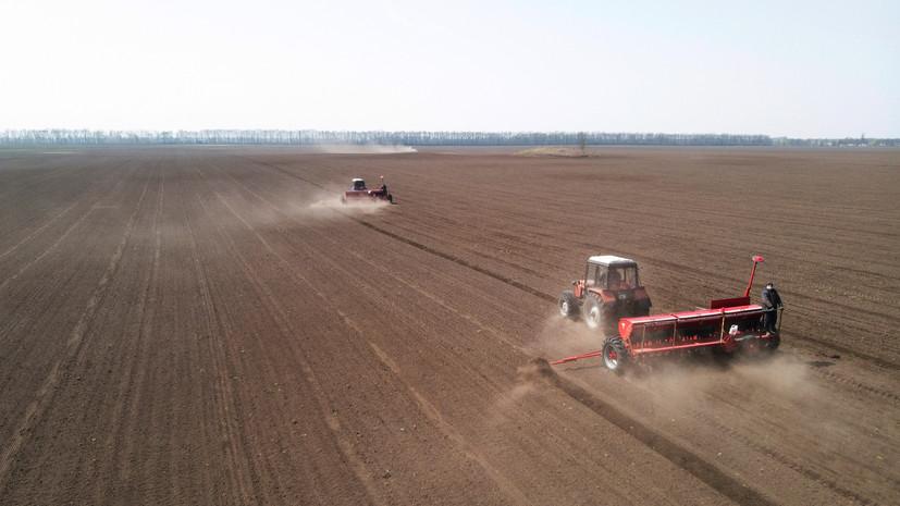 ЕС выделит более €7 млн для поддержки сельского хозяйства на Украине