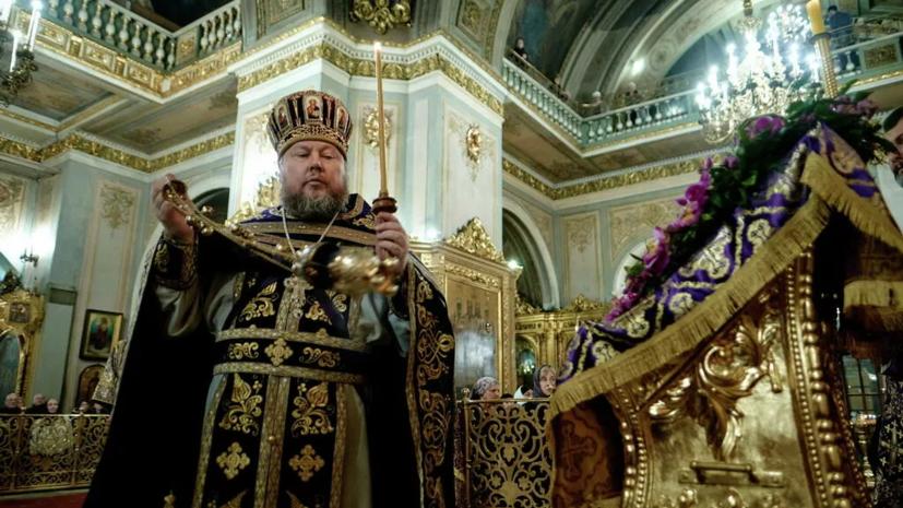 Умер настоятель Елоховского кафедрального собора Александр Агейкин