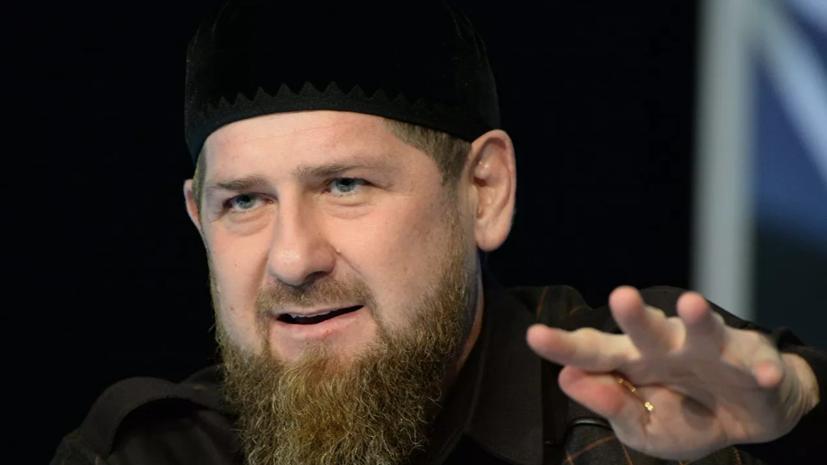 Кадыров побрился налысо после просьб открыть парикмахерские
