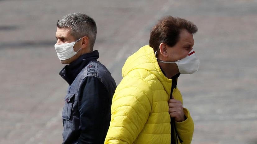 На Украине продлевают карантин из-за коронавируса