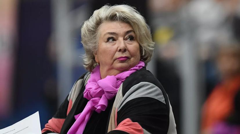 Тарасова призвала разрешить четверные прыжки в короткой программе у женщин