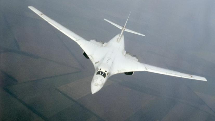 Минобороны получило два Ту-160 после модернизации