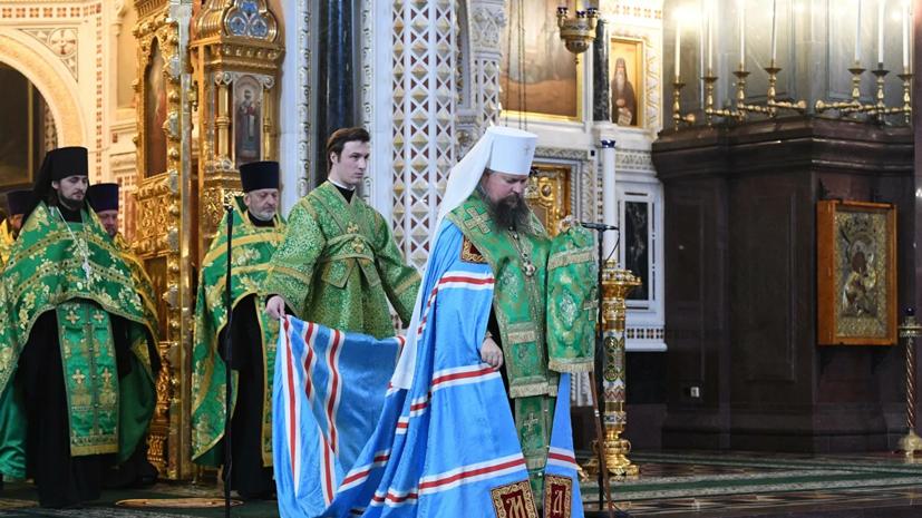 Управделами Московской патриархии заразился коронавирусом