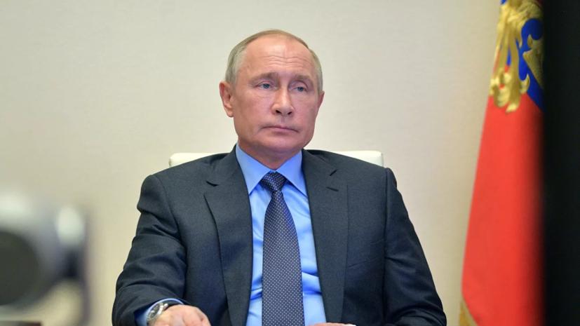 Путин призвал «подставить плечо» автопрому в условиях эпидемии