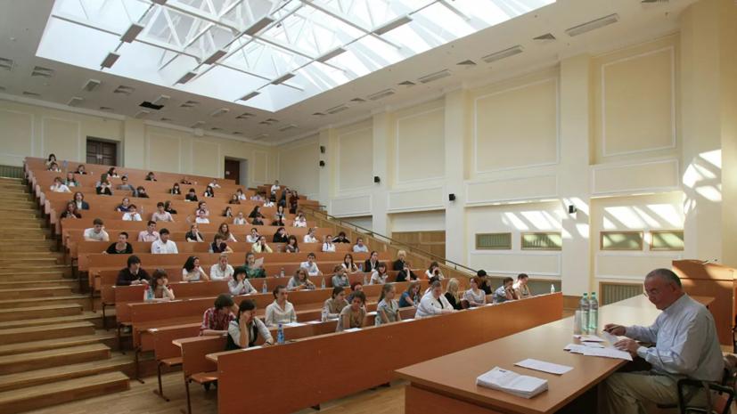 Текущий учебный год в вузах будет завершён в установленные сроки