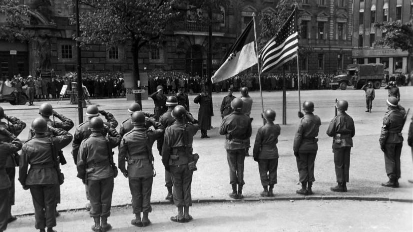Минобороны опубликовало архивные фотографии встречи на Эльбе в 1945 году