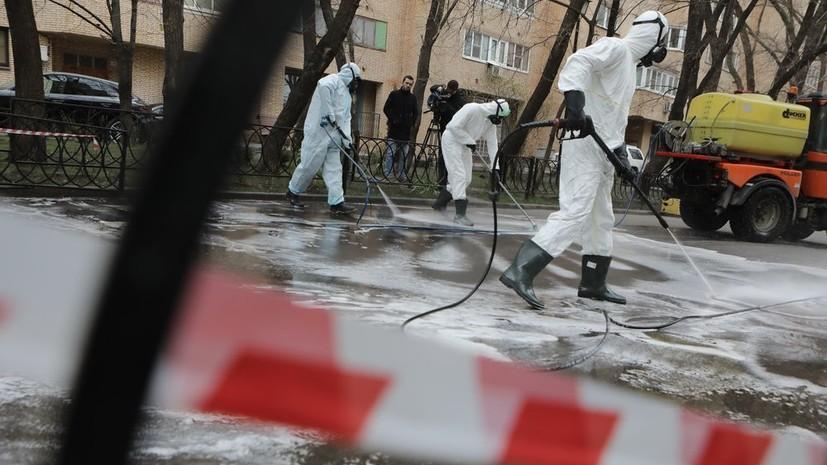 Инфекционисты оценили динамику прироста случаев коронавируса в России