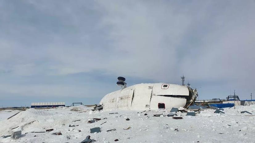 Число пострадавших при ЧП с Ми-26 на Ямале возросло до восьми