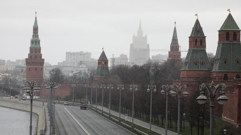 Путин может выступить с новыми заявлениями по ситуации с коронавирусом