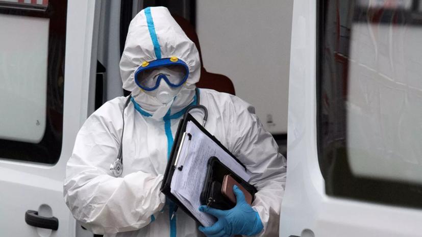 В Москве скончался ещё 31 пациент с коронавирусом