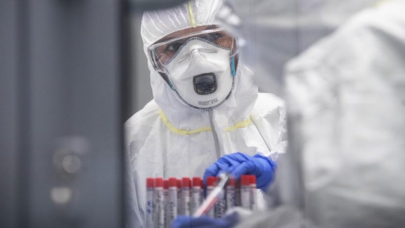 В России провели более 3 млн тестов на коронавирус