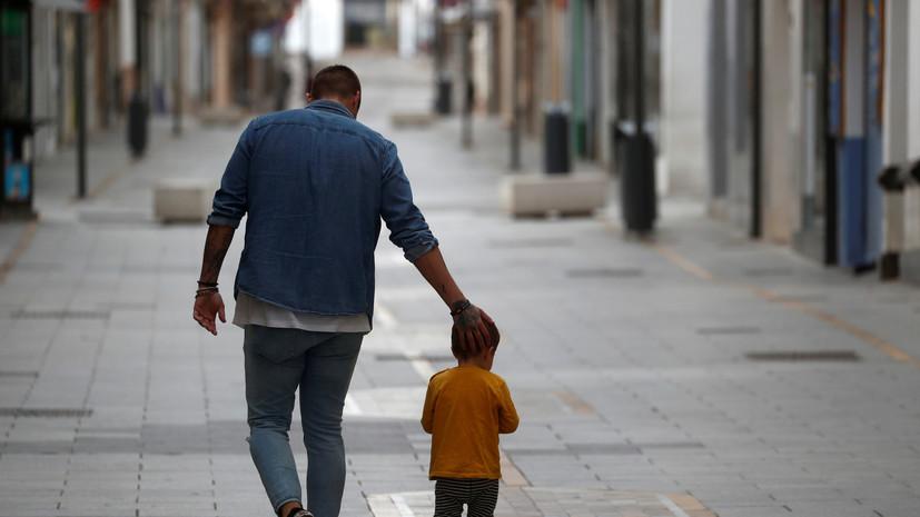 В Испании за сутки умер 331 человек с коронавирусом