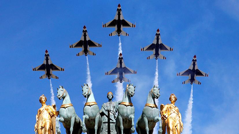 «Турбулентность международных отношений»: чем может быть обусловлен рекордный рост мировых военных расходов