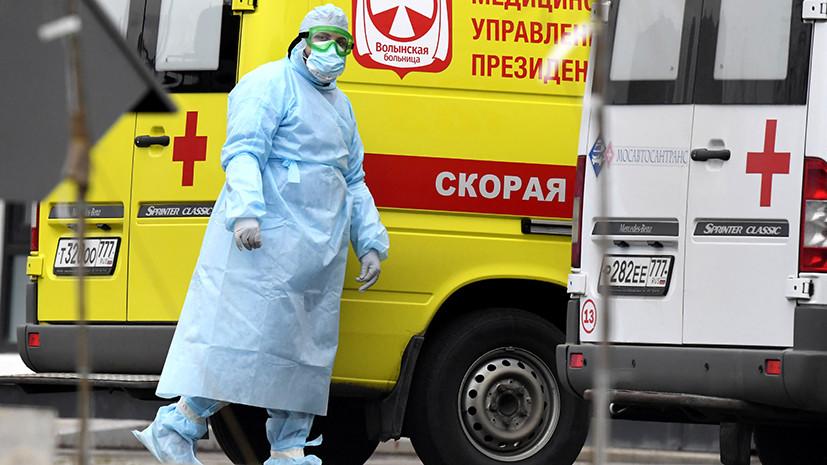 «В первый месяц лета, наверное, станет полегче»: Песков допустил выход России на плато по коронавирусу в середине мая