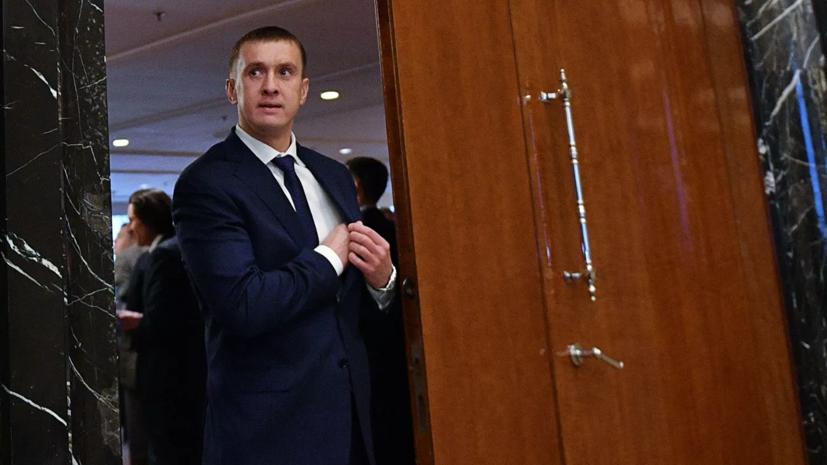 Алаев заявил, что если РПЛ не будет доиграна, то чемпионом станет «Зенит»