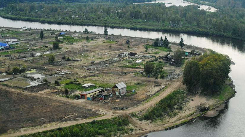 Путин поручил ускорить ремонт дорог в пострадавших от паводка регионах