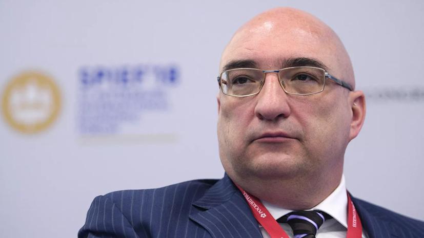 Умер гендиректор «Металлоинвеста» Андрей Варичев