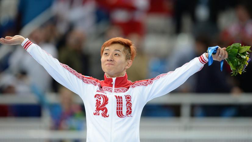 «Моей текущей формы недостаточно»: олимпийский чемпион по шорт-треку Виктор Ан завершил карьеру