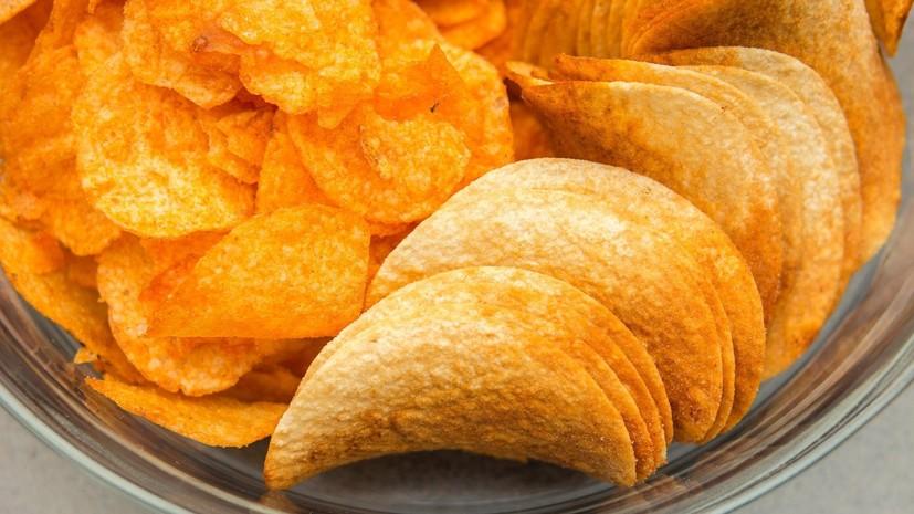 Роскачество обнаружило в ряде чипсов кадмий и мышьяк
