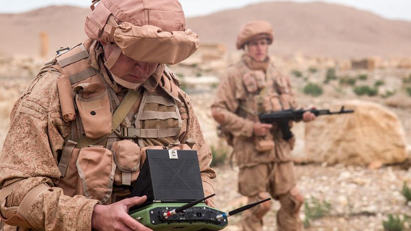 Помощник сапёра: какими возможностями обладает новый армейский робот «Скорпион»
