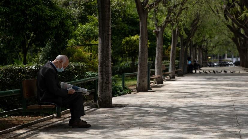 Греция на следующей неделе начнёт выход из карантина