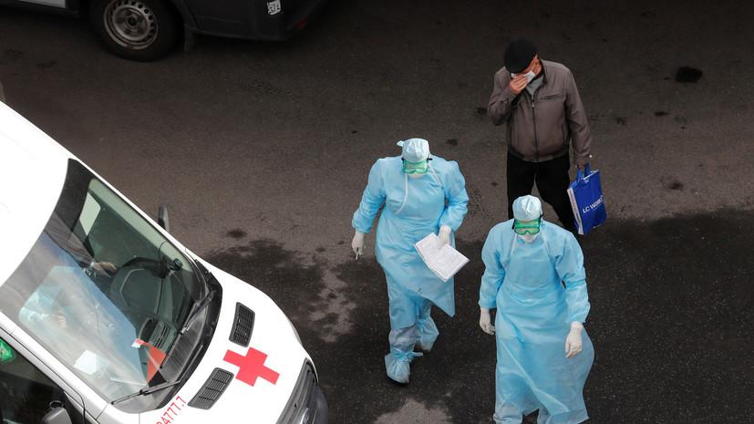 В НИИ Минздрава оценили уровень заболеваемости коронавирусом в России