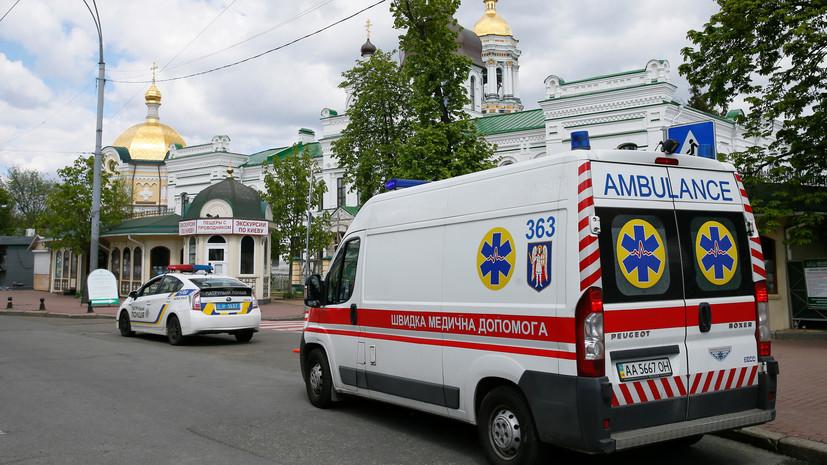 На Украине число заболевших коронавирусом возросло до 9866