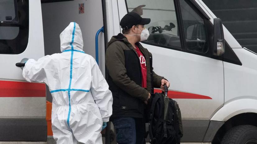 В Москве подготовят временные госпитали на 10 тысяч коек