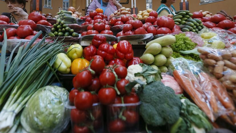 На Украине с 1 мая вновь начнут работать продовольственные рынки