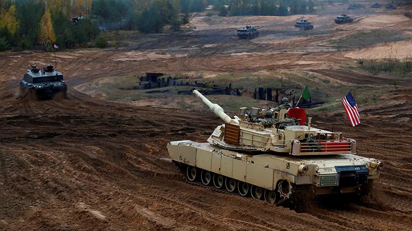 Инженерная провокация: США планируют выделить $49 млн на проектирование военных объектов в Прибалтике