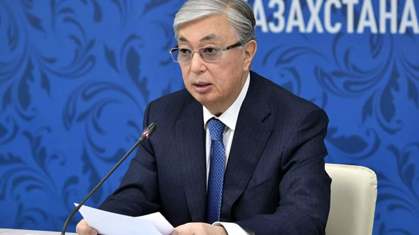 Токаев продлил действие режима ЧП в Казахстане до 11 мая