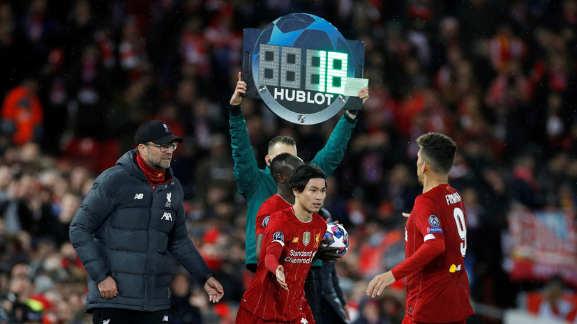 IFAB рассматривает возможность увеличения числа замен в футболе