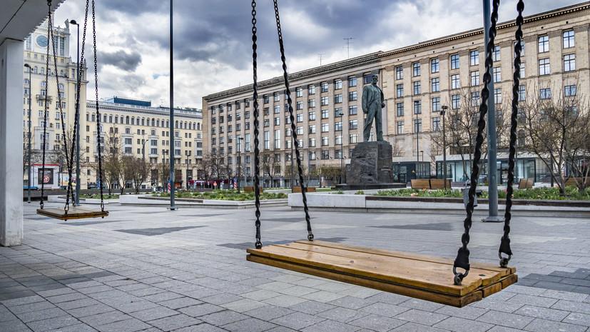 Песков призвал к соблюдению режима самоизоляции в майские праздники