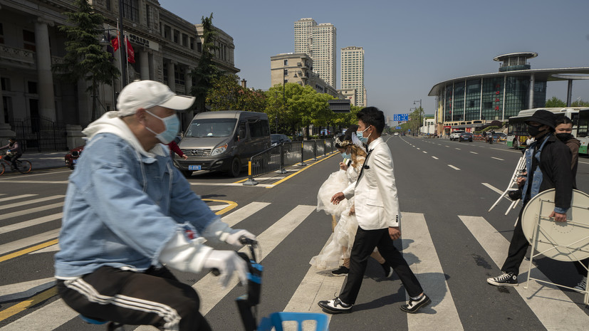 В Китае за сутки выявили четыре случая заражения коронавирусом