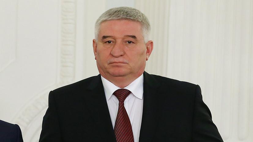 Умер глава Ставрополя Андрей Джатдоев