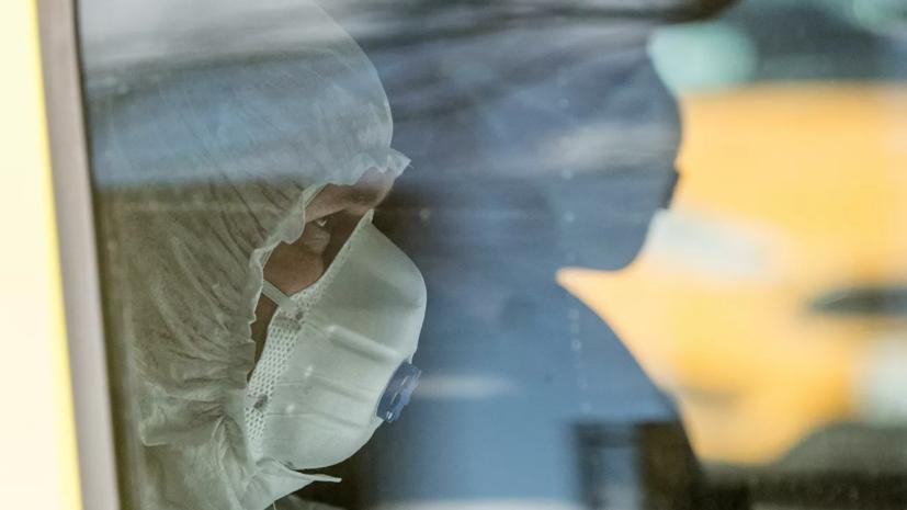 За сутки в России выявили 7099 случаев заражения коронавирусом
