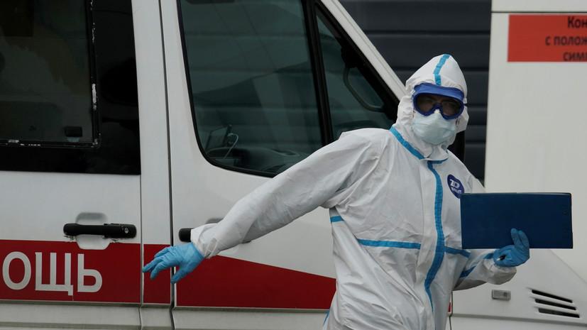 У 111 сотрудников НИИ скорой помощи в Петербурге выявили коронавирус