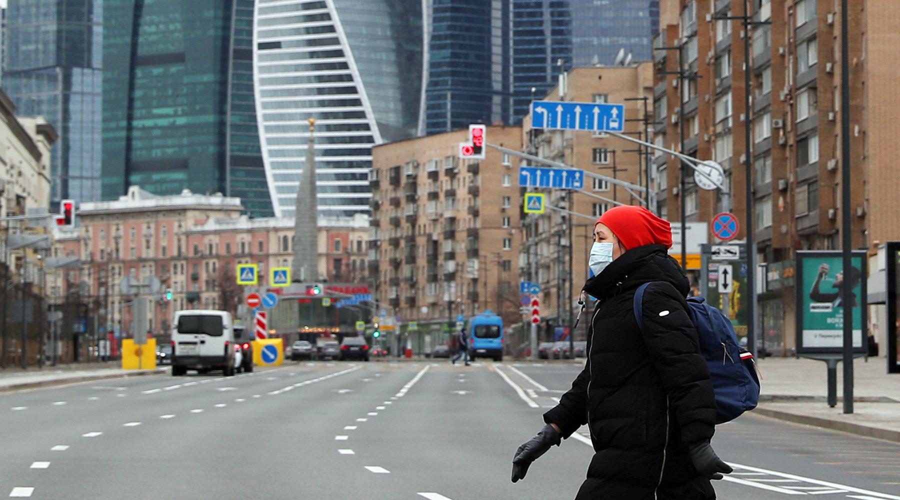 где производят защитные маски в россии