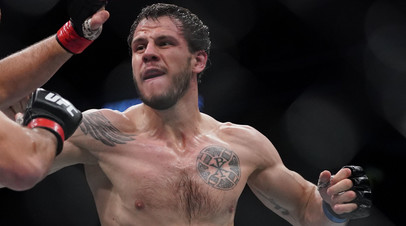 Боец UFC Крылов считает, что Джонс не так страшен, как раньше