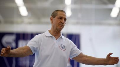 Второй тест тренера Родионенко на COVID-19 показал отрицательный результат