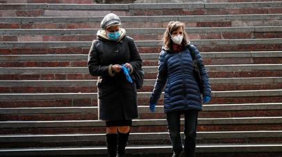 На Украине в конце апреля планируют ослабить меры по коронавирусу