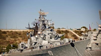 Сторожевой корабль «Сметливый» включили в книгу рекордов Вооружённых сил России