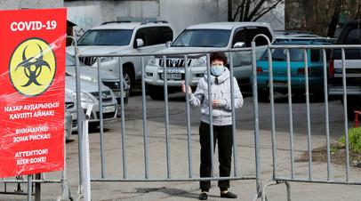 Шестой пациент с коронавирусом скончался в Казахстане